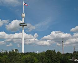 Holstein-Turm im Hansa-Park